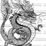 Táborová hra čína - obrázky