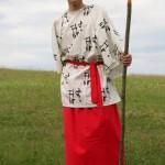 Táborová hra čína - fotky